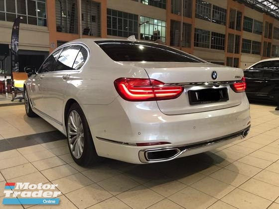 2016 BMW 7 SERIES 730Li 2.0 Twin Turbo