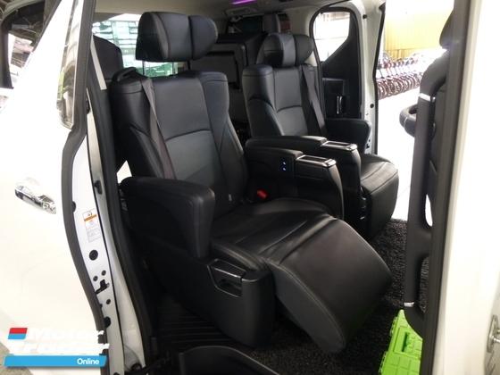 2016 TOYOTA VELLFIRE ZG Full Leather. ALPINE Audio Player. SunRoof. NEGOTIABLE. HIGHEST Grade Car. HIGHEST Loan. ALPHARD