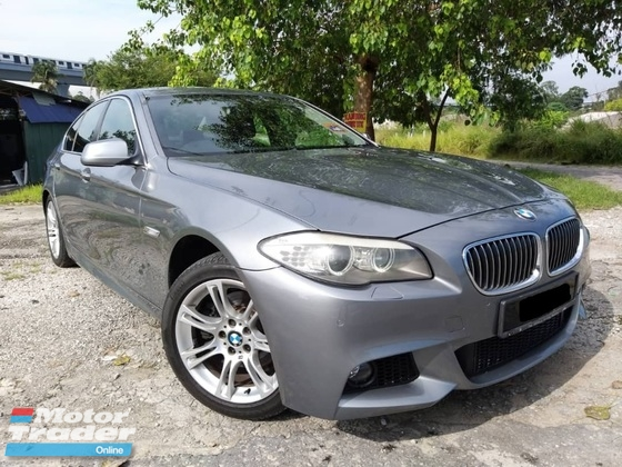 2010 BMW 5 SERIES Bmw 523i SE (A) 1OWNER,ORIG/PAINT,M-SPORT,S/ROOF