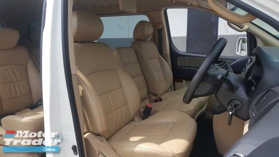 2012 HYUNDAI GRAND STAREX ROYALE 2.5 PREMIUM DIESEL TURBO 12 SEATS MPV EXCELLENT CONDITION
