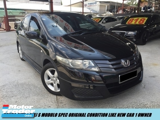 2011 HONDA CITY 1.5 E MODULO SPEC HONDA ORIGINAL CONDITION LIKE NEW CAR 1 OWNER