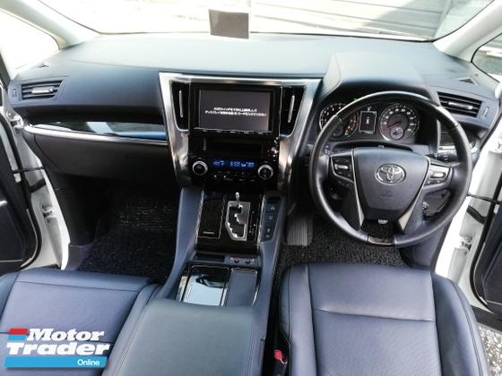 2015 TOYOTA VELLFIRE 3.5 zag free roadtax