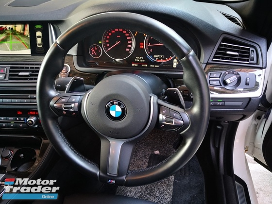 2016 BMW 5 SERIES 523i M SPORT FACELIFTED UNREG JAPAN