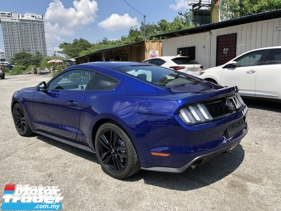2016 FORD MUSTANG Unreg Ford Mustang 2.3 ECOBOOST Turbocharged Camera Push Start