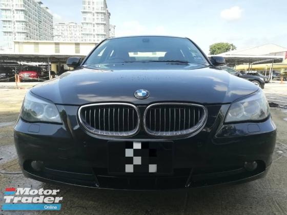 2007 BMW 5 SERIES 523I E60 2.5