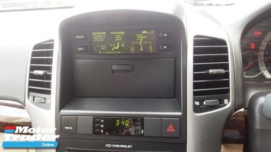 2010 CHEVROLET CAPTIVA 2.4 AWD 10/11