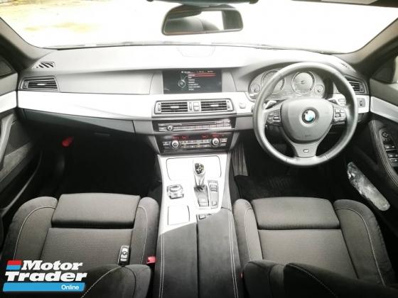 2013 BMW 5 SERIES 520I M Sport Unreg Sale Offer