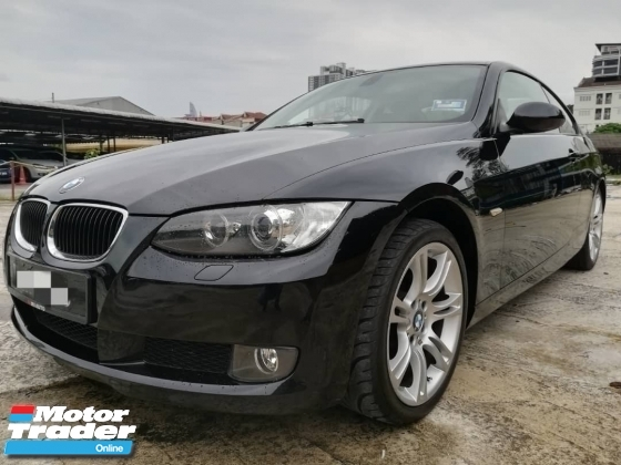 2009 BMW 3 SERIES 320I COUPE 2 DOORS