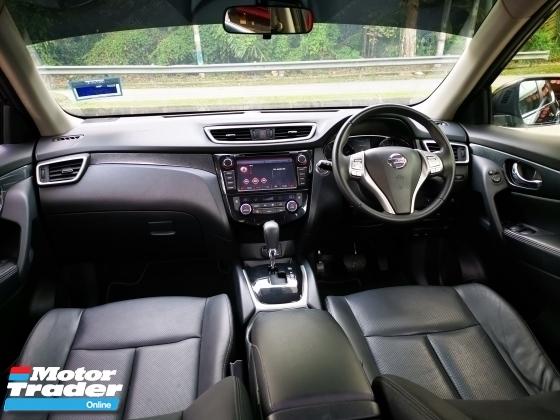 2015 NISSAN X-TRAIL 2015 Nissan X-TRAIL 2.5 IMPUL (A) FULL SERVICE RECORD