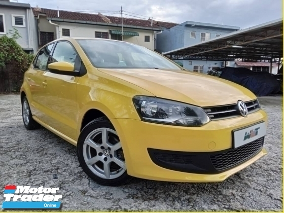 2010 VOLKSWAGEN POLO REG 11 1.2 TURBO (A) TSI GOOD CONDITION ACC FREE PROMOTION PRICE \