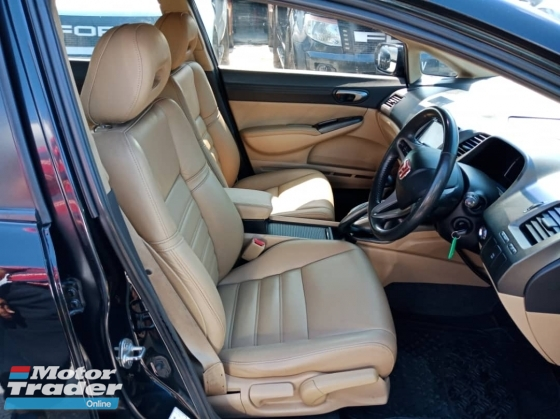 2012 HONDA CIVIC 1.8 L I-VTEC (A)