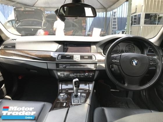 2010 BMW 5 SERIES 528I Full Spec Sunroof