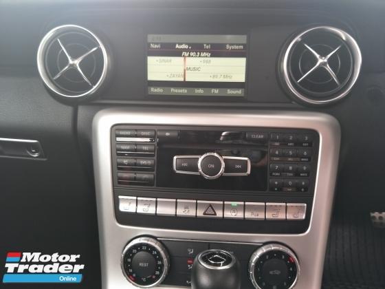 2014 MERCEDES-BENZ SLK 200 1.8 AMG PANAROMIC ROOF RED EDITION
