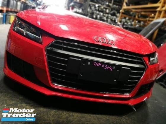 Audi tt mk3 2.0 half cut