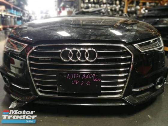 Audi a6 c7 facelift 2.0 half cut
