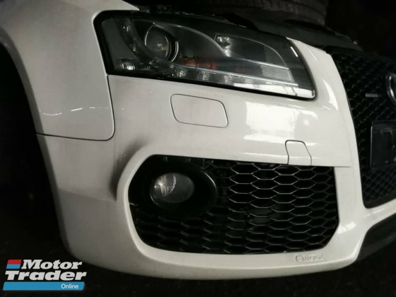 Audi A5 2.0 HALF CUT