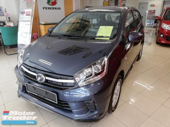 2019 PERODUA AXIA 2019 new promotion Perodua Axia G spec Auto