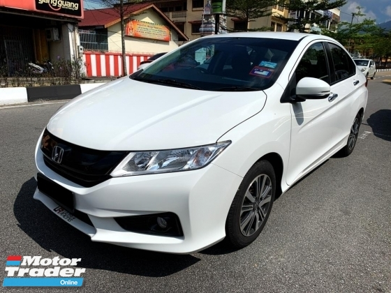 2015 HONDA CITY 1.5 IVTEC FULL Spec(AUTO)2015 Only 1 UNCLE Owner, 61K Mileage, TIPTOP, ACCIDENT-Free, with BEHIND AIRCOND& HONDA WARRNTY +FULL SERVICE