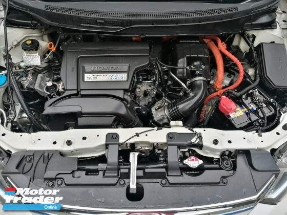 2014 HONDA CIVIC 2014 Honda CIVIC 1.5 HYBRID (A) PREMIUM SPEC