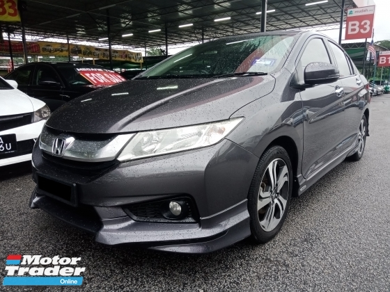 2016 HONDA CITY V SPEC LOW MILEAGE