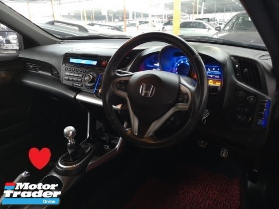 2014 HONDA CR-Z 1.5 FACELIFT (M)100% SPORT CARKING