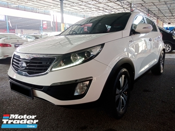 2014 KIA SPORTAGE 2.0 DOHC SUNROOF CARKING FULLOON