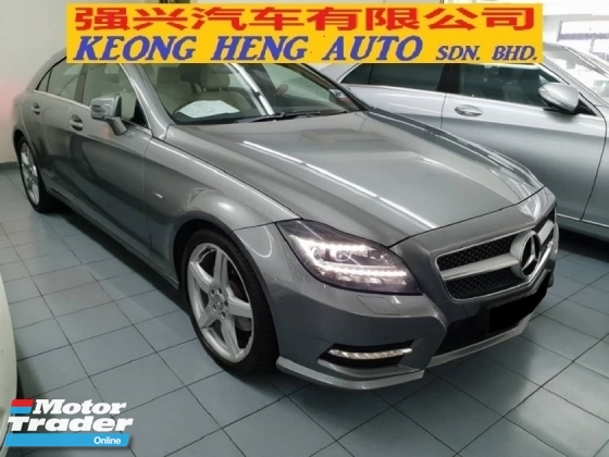 2011 MERCEDES-BENZ CLS-CLASS CLS350 AMG 3.5 (UK SPEC)(ACTUAL YR MADE 2011)