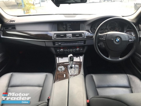 2010 BMW 5 SERIES F10 530I 528I 520I LUXURY PACKAGE REG 2014 LOW MILEAGE