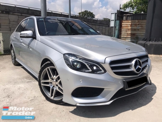 2015 MERCEDES-BENZ E-CLASS   E300 BLUETEC HYBRID 2.1 AMG CKD TURBO DIESEL