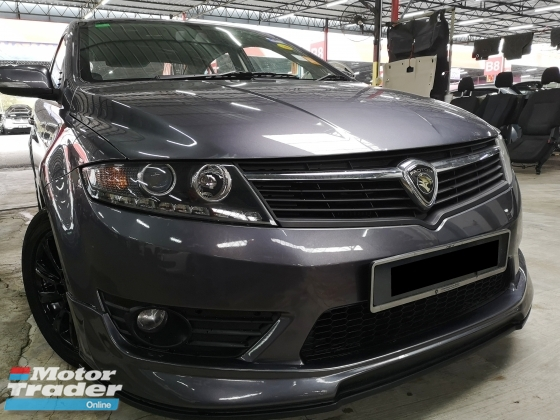 2015 PROTON PREVE CFE TURBO 100% TIP TOP