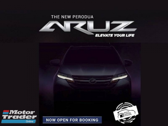 2019 PERODUA KEMBARA Perodua All New SUV ARUZ OPEN BOOKING NOW