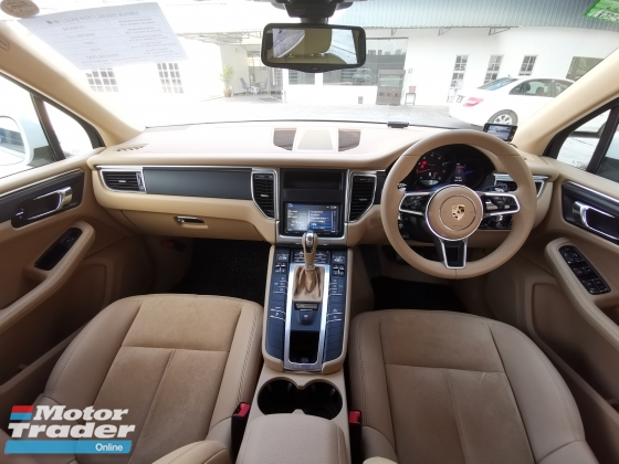 2016 PORSCHE MACAN 2.0L TURBOCHARGED -UNREG- SUPER SALE
