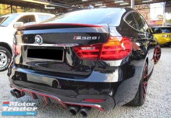 2014 BMW 3 SERIES Bmw 328i GT GRAN TURISMO 2.0 LCi M SPORT F/SERVICE