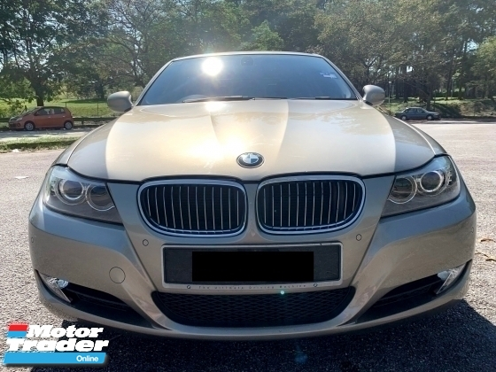 2011 BMW 3 SERIES 323I 2.5 (A) NEW FACE LIFT SPORTS LOCAL 1 OWN