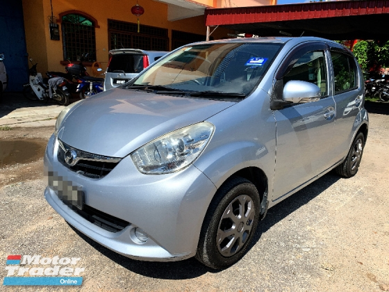 2012 PERODUA MYVI 1.3 FULL Spec(AUTO)2012 Only 1 LADY Owner, 33K Mileage, TIPTOP, ACCIDENT-Free, DIRECT-Owner, NEGOTIABLE with 2 AIRBEG & SPORTRIM