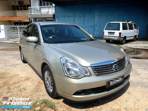2010 NISSAN SYLPHY 2.0 CVTC Premium FULL Spec(AUTO)2010 Only 1 LADY Owner, 86K Mileage, TIPTOP, ACCIDENT-Free, DIRECT-Owner, with DUAL AIRBEGs