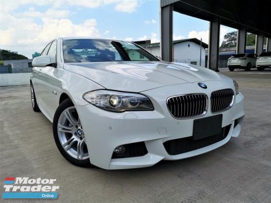 2013 BMW 5 SERIES 523I M SPORT LAST UNIT OFFER