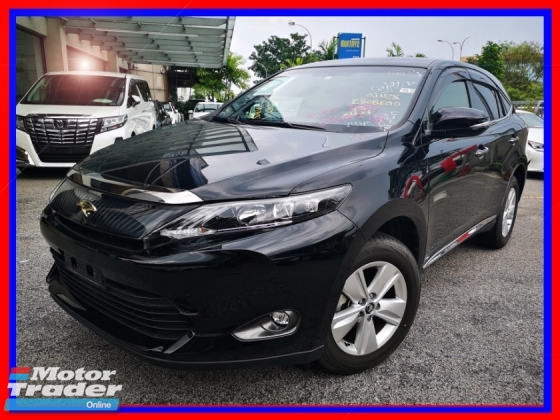 2014 TOYOTA HARRIER 2.0 ELEGANCE TWO TONE JBL PLAYER - UNREG - MEGA SALE