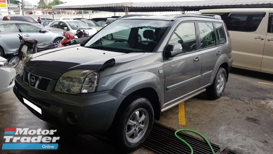 2009 NISSAN X-TRAIL 2.0L X-CVT (A) REG 2009, CAREFUL OWNER, COOL BOX, REVERSE CAMERA, 15\