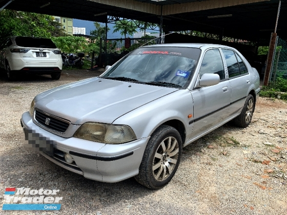 1997 HONDA CITY 1.5L EFI FULL Spec(MANUAL)1997 Only 1 UNCLE Owner, LOW Mileage, TIPTOP, ACCIDENT-Free, DIRECT-Owner, NEGOTIABLE with SPORTRIM