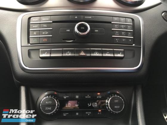 2015 MERCEDES-BENZ CLA Unregistered Year 2015 Mercedes Benz, CLA180 AMG  1.6 Turbo engine Facelift Japan Model
