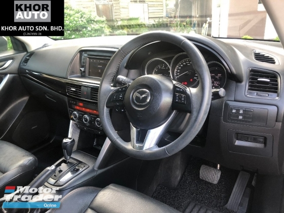 2013 MAZDA CX-5 2.0 (A) 2WD CBU MILEAGE 50K ONLY