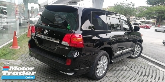 2014 TOYOTA LAND CRUISER 4.6ZX 2014