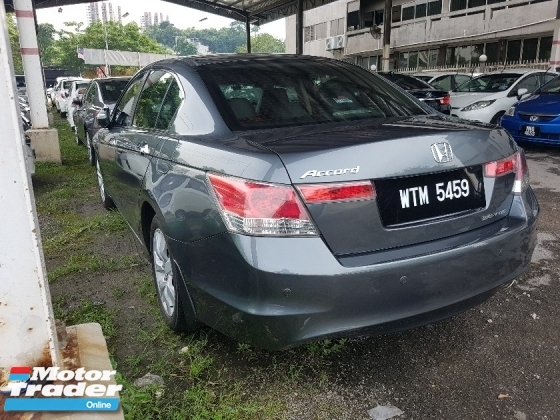 2010 HONDA ACCORD 2.4 VTI-L  Tip top Condition