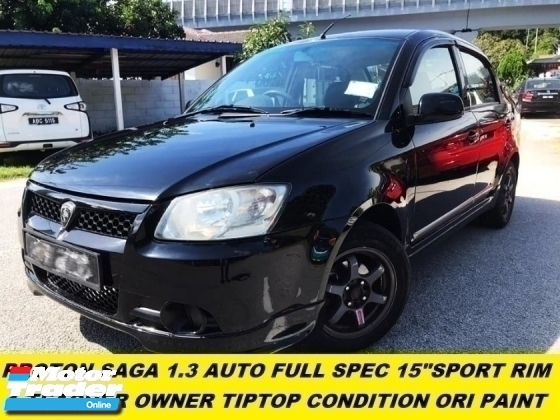 2010 PROTON SAGA 1.3 AUTO FULL SPEC ONE MALAY OWNER TIP TOP CONDITION 4 TAYAR NEW