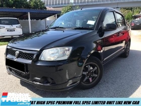 2010 PROTON SAGA  Proton Saga 1.3AT PREMIUM FULL SPEC ORIGINAL CONDITION 1 LADY OWNER LIKE NEW CAR