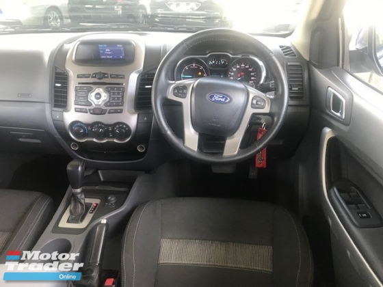 2016 FORD RANGER 2.2 (A) XLT TURBO 4X4