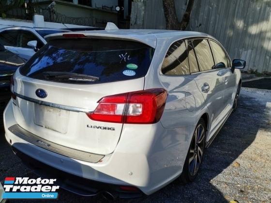 2014 SUBARU LEVORG 2.0 GT-S EYESIGHT UNREG