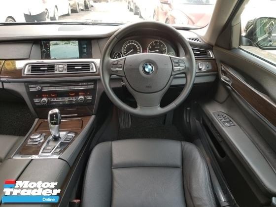 2010 BMW 7 SERIES 730LI (A) CBU