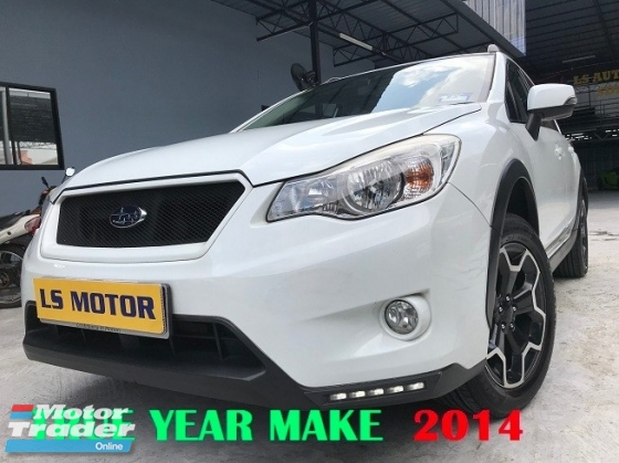 2014 SUBARU XV XV 2.0 (A) 100% FULL LOAN